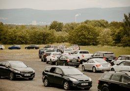 Autokoncert - Leoš Mareš na Autodromu Most