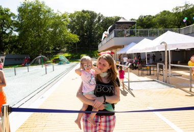 Zahájení letní sezóny na koupališti Klíše - Dream PRO