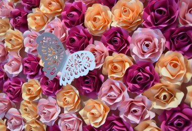 Paper Flowers - Dekorace - Dream PRO