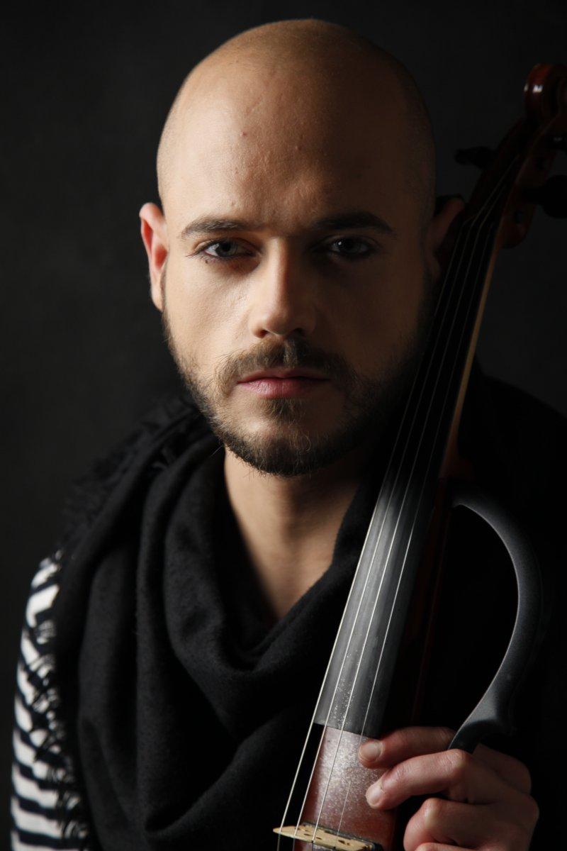 Moderní houslista