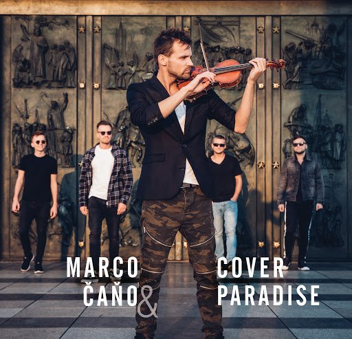 MARCO CANO & COVER PARADISE