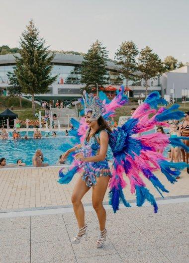 Prázdniny na Klíši aneb Rio party - Dream PRO