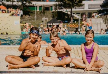 Prázdniny na Klíši aneb Rio party