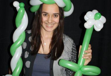Balónková show a modelování z balónků
