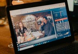 Online degustace - online event