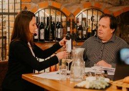 Online degustace vín
