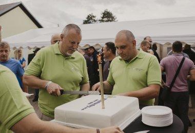 JKNstavby slaví 10 let - Firemní oslavy