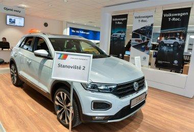 Představení vozu Volkswagen T-Roc