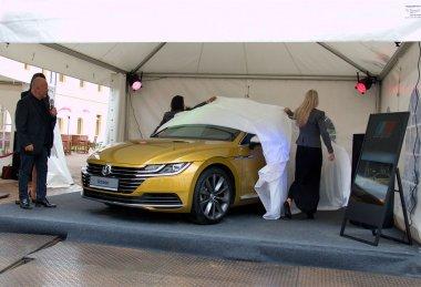 Představení vozu Volkswagen Arteon