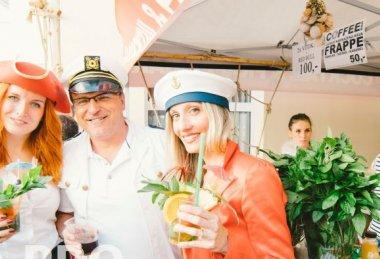 Pirátsko-námořnická párty společnosti Centropol