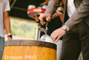 Den otevřených dveří pivovaru Velké Březno 2015