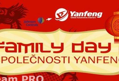 Family Day společnosti Yanfeng
