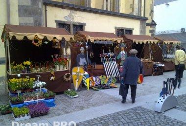 Velikonoční trhy OC Forum