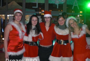 Vánoční párty La Rue