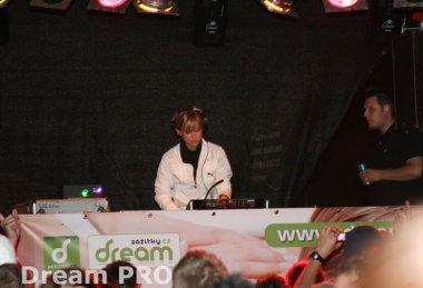 Vrak s DJ Lucca