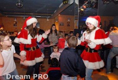 Vánoce dětem z dětských domovů
