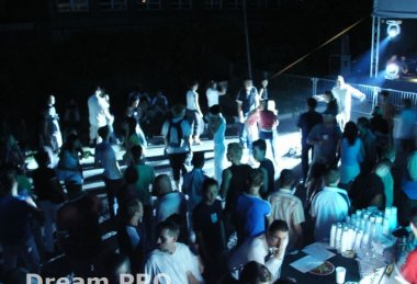 Vrak Dance Párty aneb Oxygene Summer night