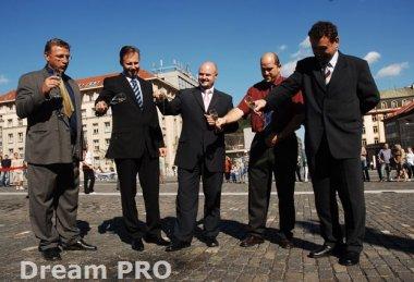 Slavnostní otevření Mírového náměstí
