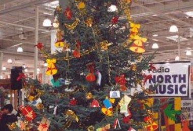 Strom splněných přání rádia North Mucis