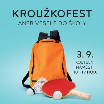 Kroužkofest 3.9.2018