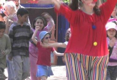Den matek v městských sadech 2011