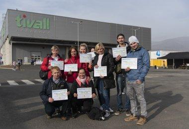 Safety day společnosti Tivall Nestle