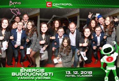 Centropol Energy vánoční večírek