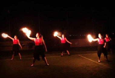 Vox Luminas - ohnivá classic show