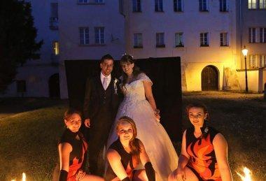 Vox Luminas - svatby