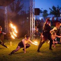 Vox Luminas - Světelná a ohnivá show, která vás baví