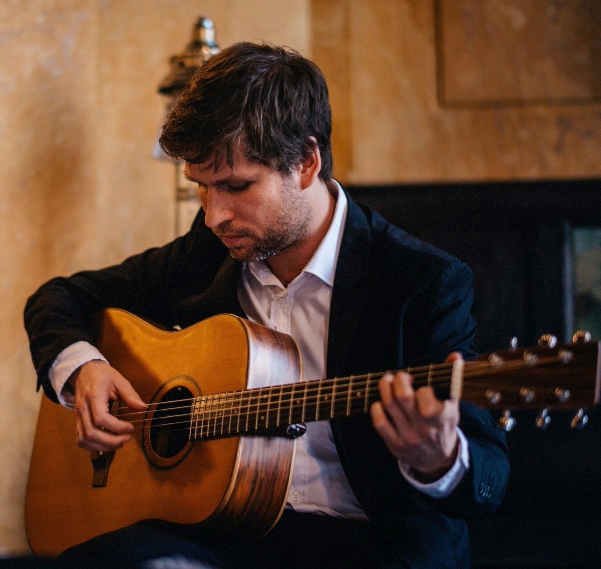 Adam Pavlíček - kytarista