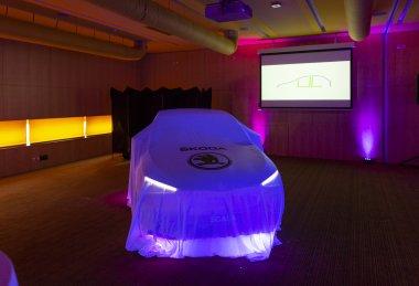 Slavnostní představení nového vozu Škoda Scala
