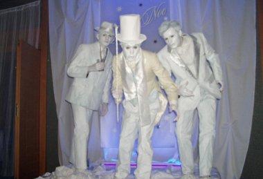 Creative show - Živé sochy - Dream PRO