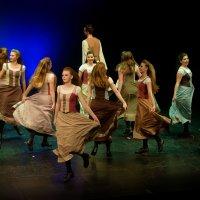 Coiscéim - irish dancing