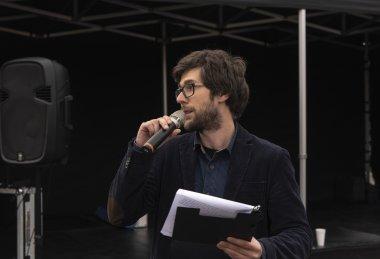 Adam Carda - Moderátor u Dream PRO