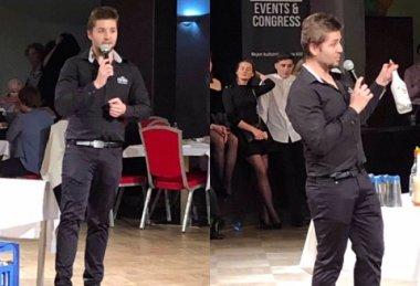 Barmanská show Víta Vlasáka