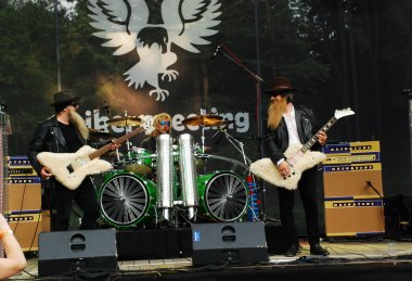 ZZ Top Litovel - Czech Tribute Band