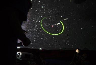 Mobilní planetárium
