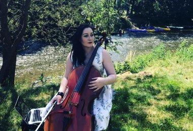 Podkresová hudba - violoncello