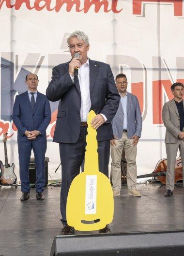 České dny na Ukrajině - Užhorod