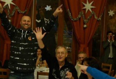 Vánoční večírek KONE 2015 ve stylu 007