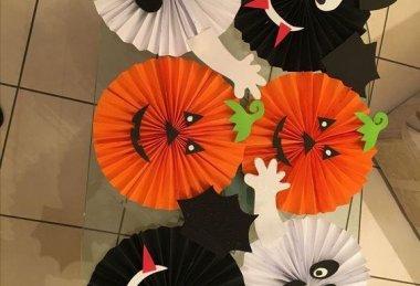 Halloween dílna