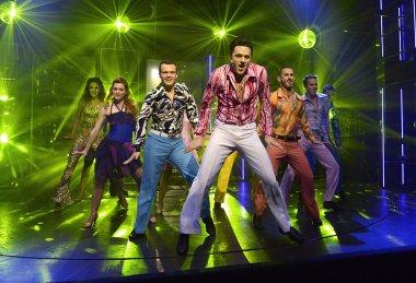 Muzikálová show Divadla Kalich