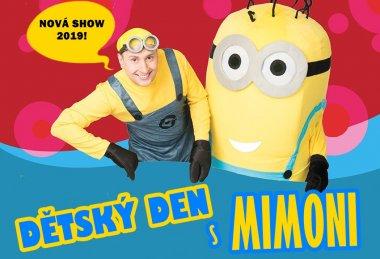Wikiho zábavná show s Mimoni