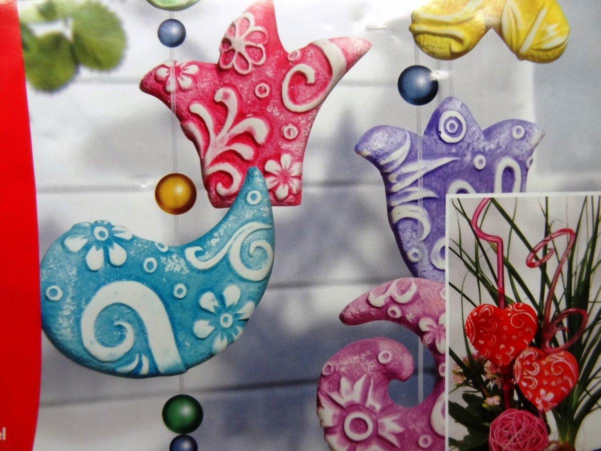Malování sádrových odlitků