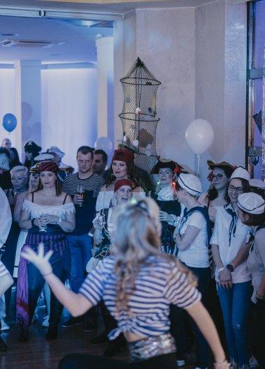 Vánoční večírek SSI Technologies - 2019