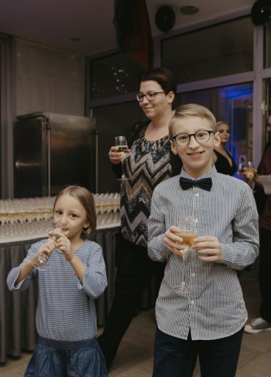 Silvestr v Aquapalace Hotel Prague 2019