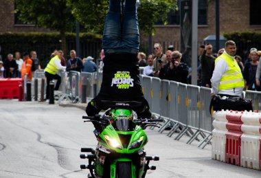 Adrenalinová Moto show