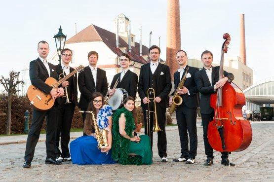 Pilsner Jazz Band