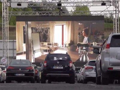 TV Nova - Česko znovuobjevilo autokina